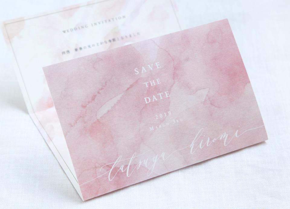 桜の招待状