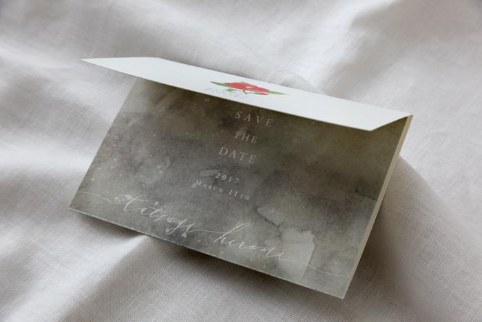 椿の招待状